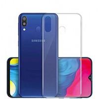 OEM Back Θήκη Σιλικόνης Για Samsung M20 Προστασία Κινητό -Διάφανο