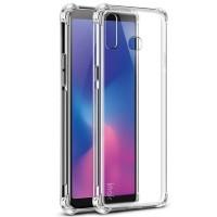 OEM Back Θήκη Σιλικόνης Για Samsung A6S 2018 New Special ΜΕ Γουινέας Προστασία Κινητό - Διάφανο