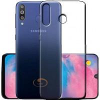 OEM Back Θήκη Σιλικόνης Για Samsung M30 Προστασία Κινητό - Διάφανο