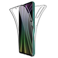 Huawei P30 OEM Front & Back Silicone Σκληρη Two Crystal Διάφανο