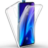 Xiaomi Mi9t/Mi9t Pro OEM Front & Back Silicone Σκληρη Two Crystal Διάφανο