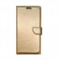 Θήκη Book Style με Βάση Στήριξης για Samsung (Galaxy A71) - (ΧΡΥΣΟ)