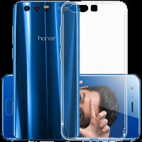 OEM Back Θήκη Σιλικόνης Για Huawei Honor 9 Προστασία Κινητό - Διάφανο