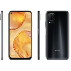 Huawei P40 Lite 6GB 128GB Dual Sim Mαύρο Μεσονυχτίου EU