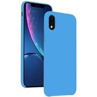 OEM Hard Back Cover Case Σκληρή Σιλικόνη Θήκη Για IPHONE XR- BLUE SKY