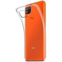 OEM Back Θήκη Σιλικόνης Σκληρη Για Xiaomi Redmi 9C Διάφανο