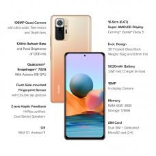 Xiaomi Redmi Note 10 Pro (6GB 128GB)  Gradient Bronze EU