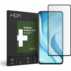 Tempered Glass 9H Για Xiaomi MI 11 LITE Προστατευτικό Οθόνης Full Glue - Μαύρο