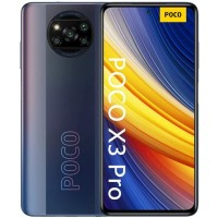 Xiaomi Poco X3 Pro 6GB 128GB Dual Sim Phantom Black - Μαύρο EU