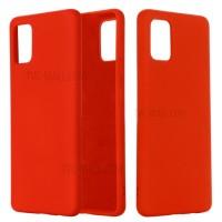 OEM Hard Back Cover Case Σκληρή Σιλικόνη Θήκη Για Xiaomi Mi 10 Lite- Κόκκινο