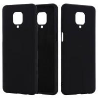 OEM Hard Back Cover Case Σκληρή Σιλικόνη Θήκη Για Xiaomi Note 9Pro/9S- Μαύρο
