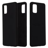 OEM Hard Back Cover Case Σκληρή Σιλικόνη Θήκη Για Xiaomi Mi 10 Lite- Μαύρο