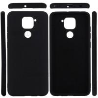 OEM Hard Back Cover Case Σκληρή Σιλικόνη Θήκη Για Xiaomi Note 9- Μαύρο