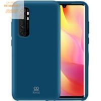 OEM Hard Back Cover Case Σκληρή Σιλικόνη Θήκη Για Xiaomi Mi Note 10 Lite-Μπλε