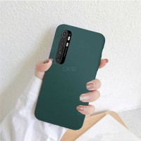 OEM Hard Back Cover Case Σκληρή Σιλικόνη Θήκη Για Xiaomi Mi Note 10 Lite- Πράσινο