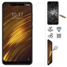 Tempered Glass 9H Για Xiaomi F1 Pocophone Προστατευτικό Οθόνης - διαφανής