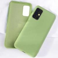 OEM Hard Back Cover Case Σκληρή Σιλικόνη Θήκη Για Xiaomi Mi 10 Lite- Πράσινο