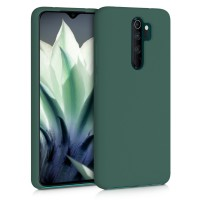 OEM Hard Back Cover Case Σκληρή Σιλικόνη Θήκη Για Xiaomi Redmi 9 Πράσινο