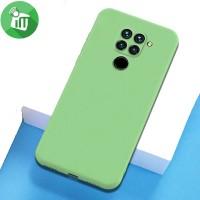 OEM Hard Back Cover Case Σκληρή Σιλικόνη Θήκη Για Xiaomi Redmi Note 9 Πράσινο