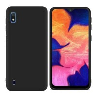 OEM Hard Back Cover Case Σκληρή Σιλικόνη Θήκη Για Samsung Galaxy A10 Black