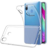 OEM Back Θήκη Σιλικόνης Για Samsung A40 Προστασία Κινητό - Διάφανο