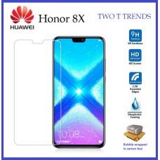 Tempered Glass 9H Για Huawei HONOR 8X Προστατευτικό Οθόνης - διαφανής