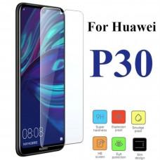 Tempered Glass 9H Για Huawei P 30 Προστατευτικό Οθόνης - διαφανής