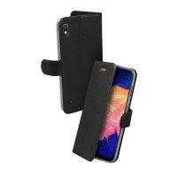 Θήκη Book Style με Βάση Στήριξης για Samsung (Galaxy A10) - (Μαύρο)