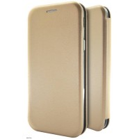 ΘΗΚΗ SAMSUNG J6 PLUS SMART MAGNET ELEGANCE BOOK ΧΡΥΣΟ