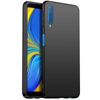 Θήκη Silicon Comfort για Samsung  A7 (2018) - Μαύρο
