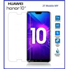 Tempered Glass 9H Για Huawei HONOR 10 Προστατευτικό Οθόνης - διαφανής