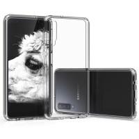 OEM Back Θήκη Σιλικόνης Για Samsung  A7 (2018)  New Special ΜΕ Γουινέας Προστασία Κινητό - Διάφανο