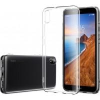 OEM Back Θήκη Σιλικόνης Για Xiaomi Redmi 7A Ultra thin - Διάφανο