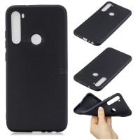 OEM Back Θήκη Σιλικόνης Για Xiaomi Redmi Note 8 - Μαύρο