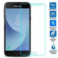 Tempered Glass Για Samsung  J2 2018 Glue Προστατευτικό Οθόνης - διαφανής
