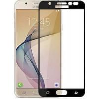 Tempered Glass Για Samsung J3 2016 Full Glue Προστατευτικό Οθόνης - Μαύρο