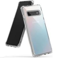 OEM Back Θήκη Σιλικόνης Για Samsung S10 (2019)  New Special ΜΕ Γουινέας Προστασία Κινητό - Διάφανο