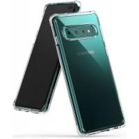 OEM Back Θήκη Σιλικόνης Για Samsung S10 Plus (2019)  New Special ΜΕ Γουινέας Προστασία Κινητό - Διάφανο