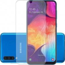 Tempered Glass Για Samsung A 40 Glue Προστατευτικό Οθόνης - διαφανής