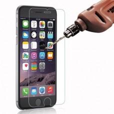 Tempered Glass Για Iphone 6/6s Glue Προστατευτικό Οθόνης  - διαφανής