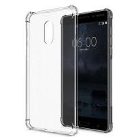 OEM Back Θήκη Σιλικόνης Για Nokia 3.1 New Special ΜΕ Γουινέας Προστασία Κινητό - Διάφανο