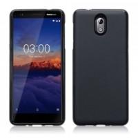 Θήκη Silicon Comfort για Nokia 3.1- Μαύρο