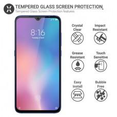Tempered Glass 9H Για Xiaomi Mi 9 Προστατευτικό Οθόνης Full Glue - Μαύρο