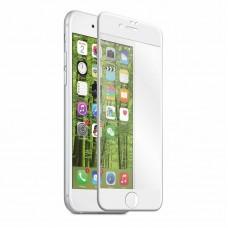 Tempered Glass Για iPhone 7/8/Iphone SE 2020 Full Cover Glue Matte Προστατευτικό Οθόνης - White