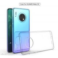 OEM Back Θήκη Σιλικόνης Σκληρη Για Huawei Mate 30 Προστασία Κινητό - Διάφανο