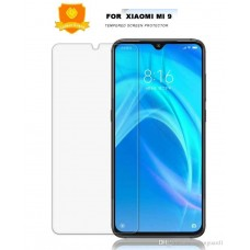 Tempered Glass 9H Για Xiaomi MI 9 Προστατευτικό Οθόνης - διαφανής