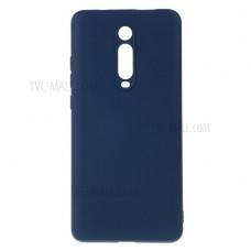 Inos Back Cover Case Silky and Soft Matte Xiaomi Mi 9T/Mi 9T Pro/ Redmi K20/K20 Pro Blue