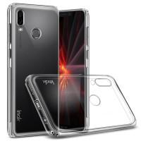 OEM Back Θήκη Σιλικόνης Για Huawei Honor Play Προστασία Κινητό -Διάφανο