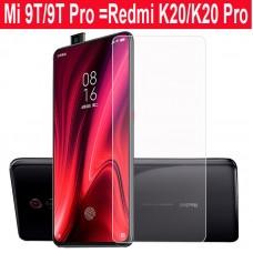 Tempered Glass 9H Για Xiaomi Mi 9T/Mi 9T Pro/ Redmi K20/K20 Pro Προστατευτικό Οθόνης - διαφανής