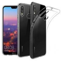 OEM Back Θήκη Σιλικόνης Για Huawei Honor 8 X Προστασία Κινητό - Διάφανο